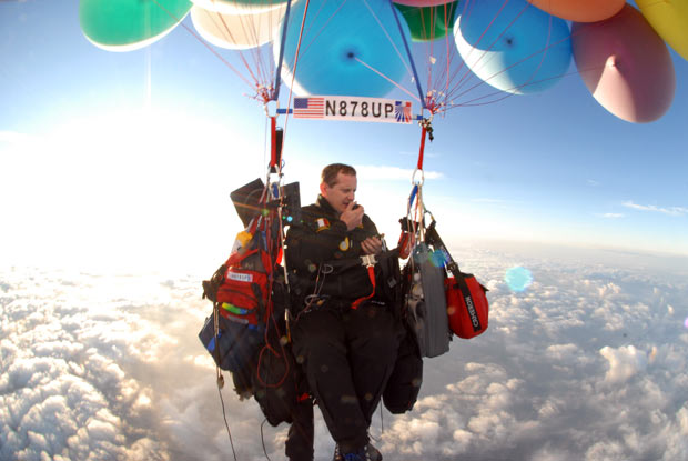 Cluster Ballooning