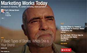 Marketing Works Today on Flipboard w=300